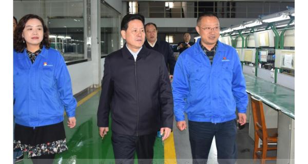▌长岭纺电新闻 ▌中国纤维质量监测中心徐水波主任来公司调研纤维检测仪器研发生产工作